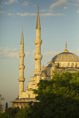 Sultan Ahmed Mosque; Istanbul, Turkey