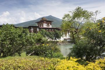 Punakha Dzong; Punakha, Bhutan