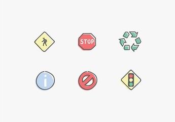 Insieme di segni e simboli
