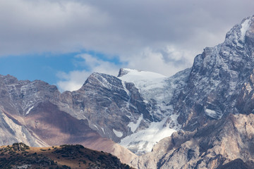 Beautiful mountains of Tien Shan. Kazakhstan