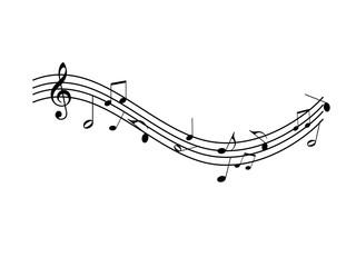 譜面 五線譜 音楽
