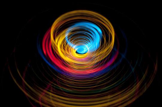 neon whirlpool
