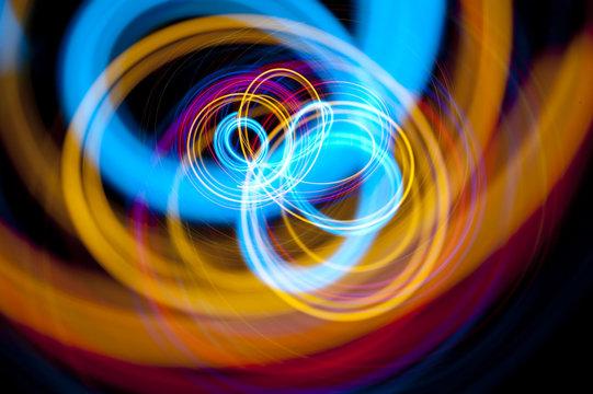 neon whirlwind