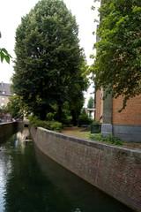 Kanal mit ENten