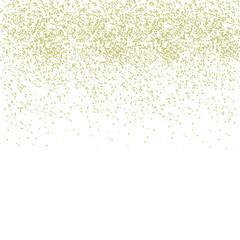 gold confetti vector illustration