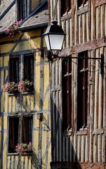 Maisons à colombages de Troyes
