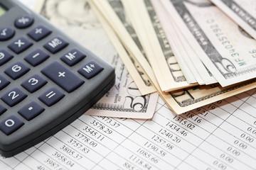Calculator Near Money