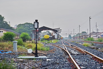 Railroad switch  : The State Railway of Thailand is the state-owned rail operator in Thailand.