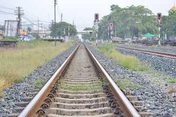Railroad  : The State Railway of Thailand is the state-owned rail operator in Thailand.