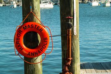 Harbor Life Preserver
