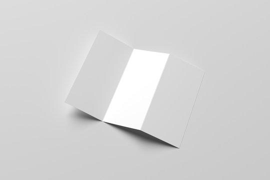 Z-Fold Mockup
