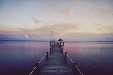 Sonnenuntergang auf dem Florida Keys
