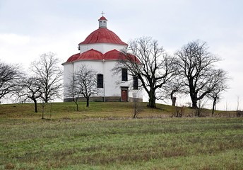 Baroque churches in the country