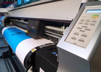 Digitaldruck auf Klebefolie