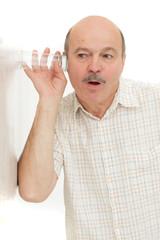 Curious retiree finds out secret