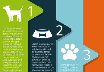Dog and Pet Care Infographic 3