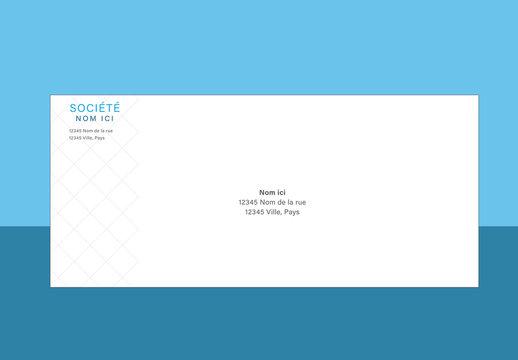 Mise en forme d'enveloppe simple