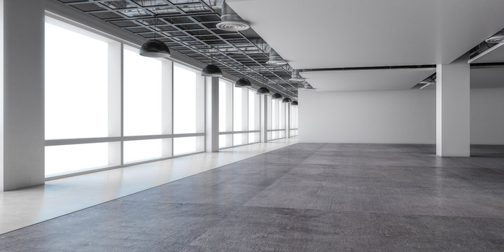 Office open space