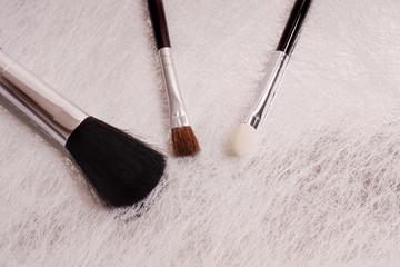 Pinsel für Kosmetik, Make-Up und Beauty