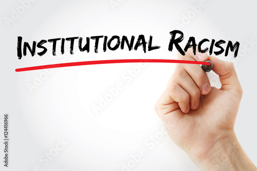 the institutional racism in the modern life - institutional racism is still prevalent in the united states racial groups are both denied or granted certain rights although there may no longer be lynch mobs or jim white supremacy and it dualistic vision of society became institutionalized in colonial north america, emanating from the base and.