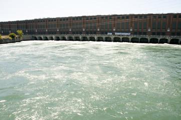 Beauharnois Dam - Quebec - Canada