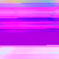 Glitch effect background.