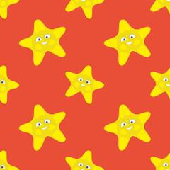 Yellow stars.