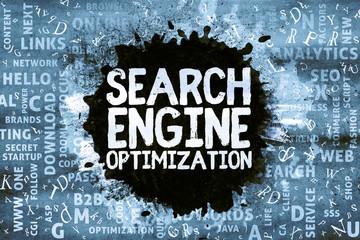 Search Engine Optimization, SEO, Typography