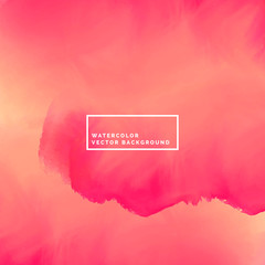 abstract pink flowing ink watercolor paint background
