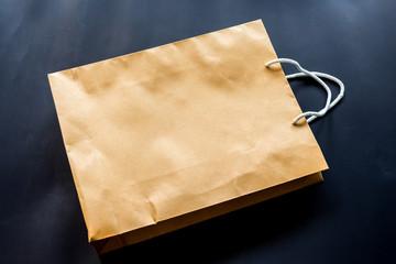 Brown Shopping Bag
