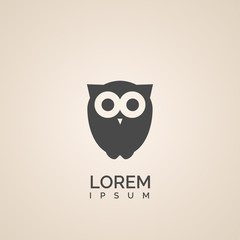owl icon design