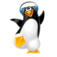 pinguino musicale