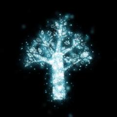 Sparkles Christmas Tree