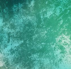 color green vintage grunge background and grunge texture.