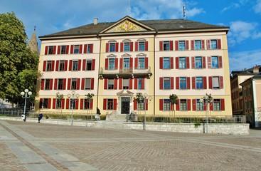 Regierungsgebäude, Sion, Kanton Wallis
