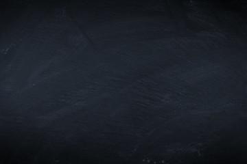 empty blackboard chalkboard slate stone texture background / Leere Tafel aus Schiefer