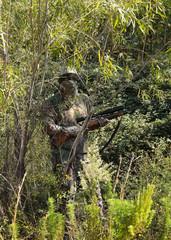 Hunter In Camo