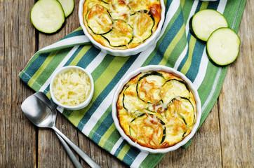 cheese eggs zucchini casserole