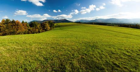 Tichavska hurka; Beskydy mountains, Moravia, Czech Republic