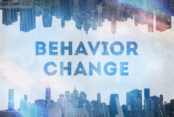 Behavior Change concept image