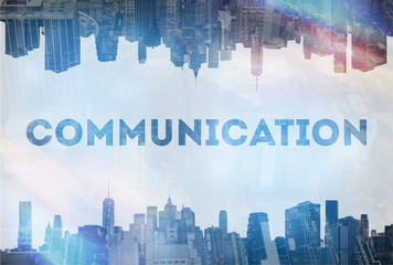 Communication concept image