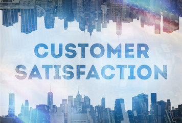 Customer loyalty concept image