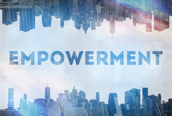 empowerment concept image