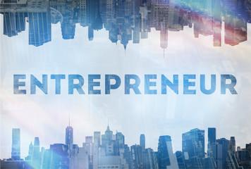 Entrepreneur concept image