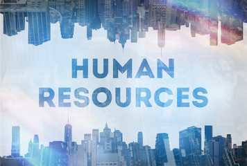 Human resources concept image