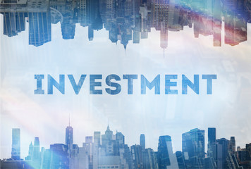 Investment  concept image