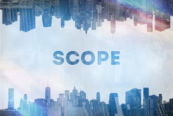 Scope concept image