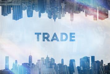 Trade concept image