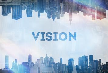 Vision concept image