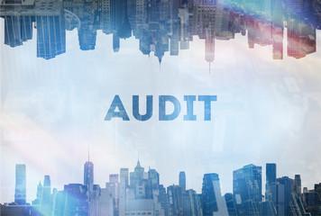 Audit concept image